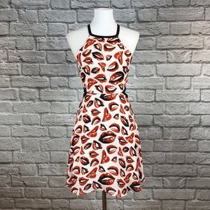 Nasty Gal Hot Kisses Cutout Dress